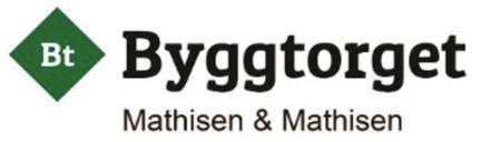 Byggtorget Mathisen & Mathisen
