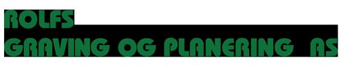 Rolfs Graving og Planering AS