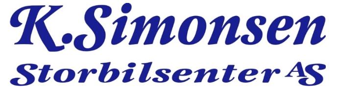 K. Simonsen Storbilsenter AS